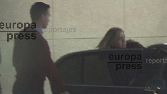 La Infanta seguirá en Ginebra mientras Urdangarín esté en la cárcel