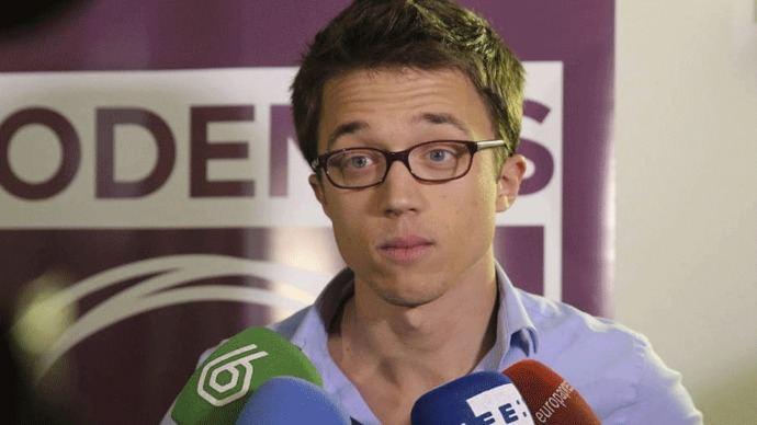 Errejón, el candidato desdibujado de Podemos