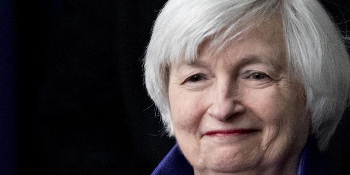 Janet Ellen, nueva secretaria del Tesoro norteamericano.
