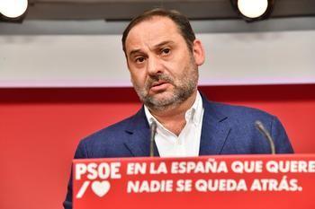 José Luis Abalos, ministro de Transportes.