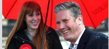 Keir Starmer, líder del Partido Laborista.