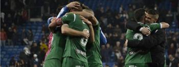 El Lega pone de rodillas al Madrid en el Bernabéu