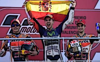 Lorenzo, campeón del mundo