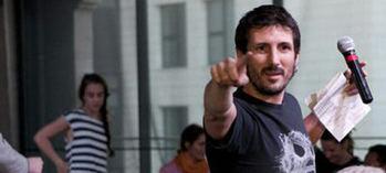 Luis Rico, coordinador general de Ecologistas en Acción.