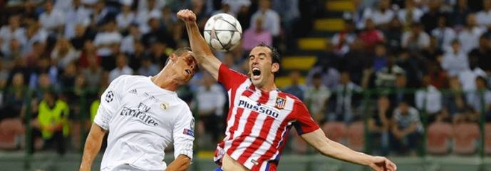 Semifinales de Champions: Duelo Madrid-Atleti