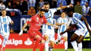 El Lega logra el empate en Butarque ante un inofensivo Real Madrid