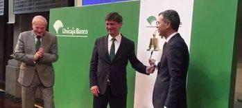 Unicaja debuta en Bolsa con una subida superior al 6%