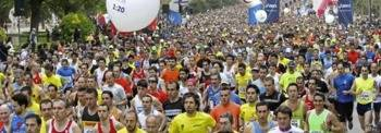 26.000 corredores en la Media Maratón de Madrid