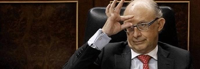 Montoro tras su reprobación en el Congreso: Un 'reproche' sin consecuencias