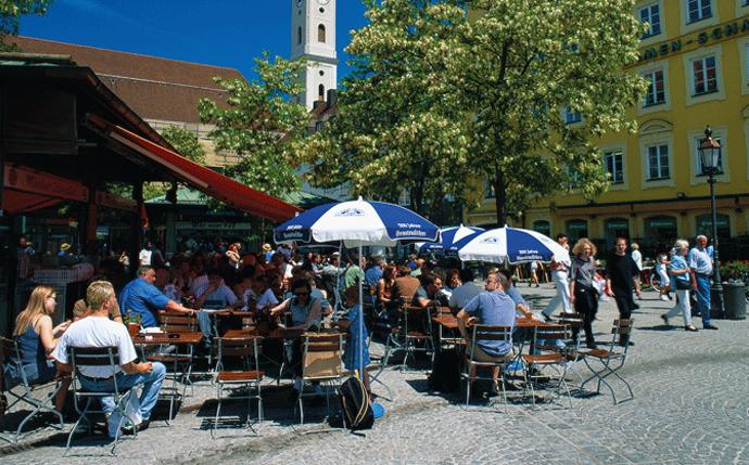 Munich, una ciudad para disfrutar