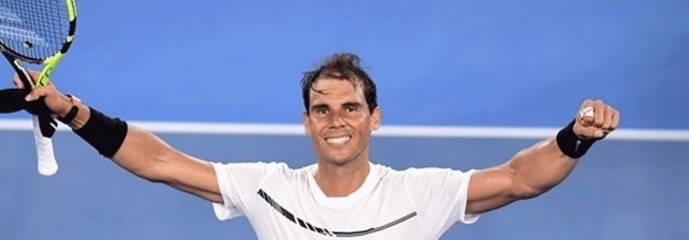 Nadal regresa a las semifinales de un `Grand Slam´
