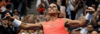 Titánico Nadal: En semifinales tras el duelo con Thiem