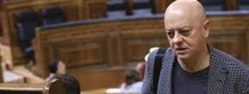 Elorza, el único diputado que renunció a las dietas durante el parón del Congreso