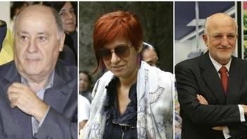 Ortega, su hija y Roig acumulan la misma riqueza que 14,2 millones de españoles