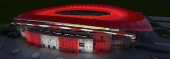 El Atleti se queda con La Peineta por 30 millones