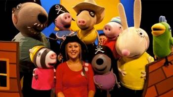 El mayor musical de Peppa Pig llega a Madrid