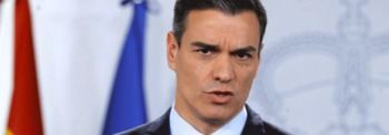 Pedro Sánchez: o PSOE o PSOE