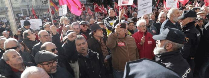 El PP trata de aplacar la `reblelión´ de los pensionistas con una rebaja del IRPF