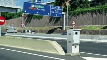 ¿A qué velocidad saltan los radares en nuestras carreteras?