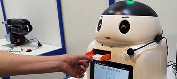 Un robot que facilita la medicina precisa.