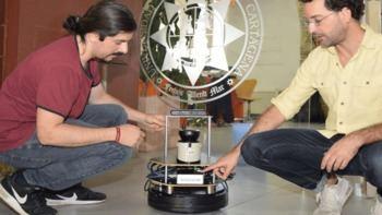 Investigadores crean un robot para ayudar a personas que viven solas