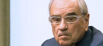Los políticos españoles 'desdeñan' el procesamiento de Martín Villa en Argentina