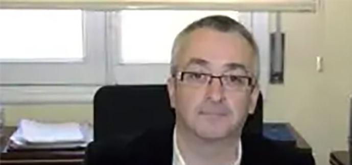 José Manuel Rodríguez Poo, presidente del INE.