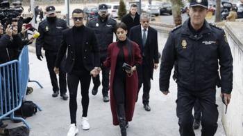 Ronaldo pacta con Hacienda una multa de 18,8 millones: 'Todo perfecto'