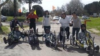 `Running para Todos´ para entrenar a corredores con discapacidad