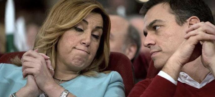 Deseos y miedos en la guerra de Sánchez y Díaz