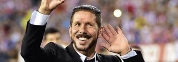 Simeone gana a Zidan como mejor entrenador