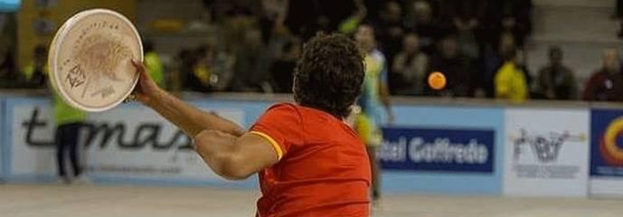 La Copa de Europa de Tamburello Indoor llega a Madrid