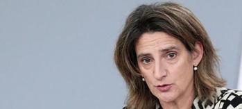 Teresa Ribera: el titanic de la luz