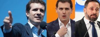 Aznar, el triple apóstol de la triple derecha