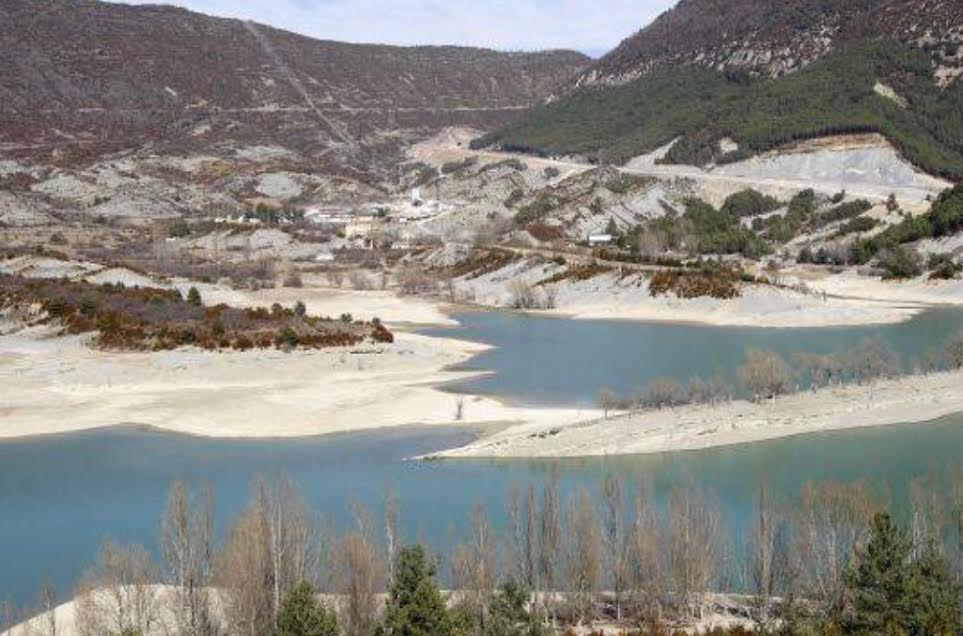 España se queda seca con los embalses vacios y sin visos de lluvia
