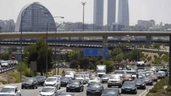Tráfico prevé 89 millones de desplazamientos por carretera este verano