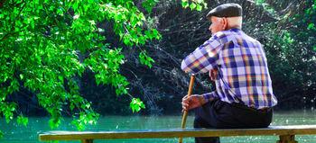 España se está convirtiendo en un país de jubilados
