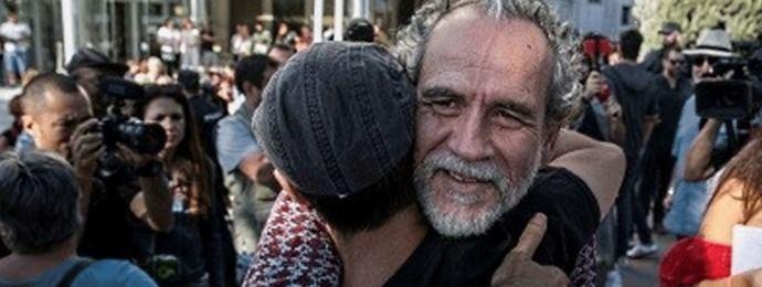Willy Toledo, libertad provisional sin finanza ni medidas cautelares