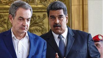 """Zapatero propone poner a Estados Unidos en """"una situación imposible"""""""